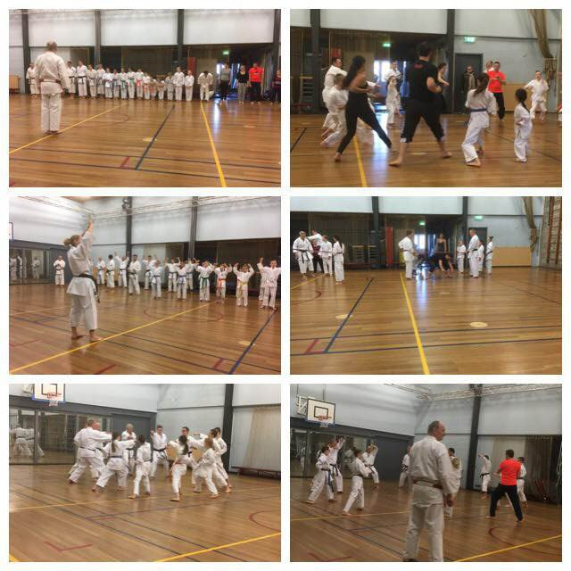 kan-ku, training, karate, vereniging, dojo,