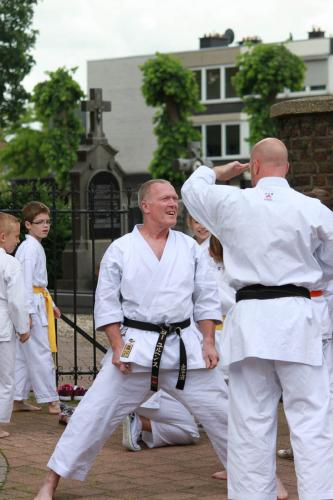 Karate demonstratie Kan-Ku 2016 (1)