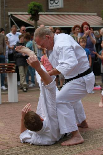 Karate demonstratie Kan-Ku 2016 (11)