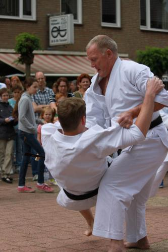 Karate demonstratie Kan-Ku 2016 (12)