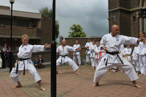 Karate demonstratie Kan-Ku 2016 (23)