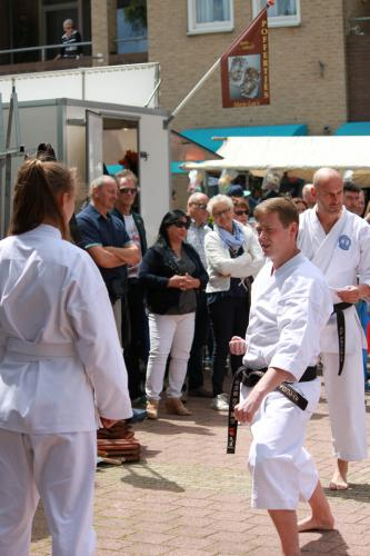 Karate demonstratie Kan-Ku 2016 (9)